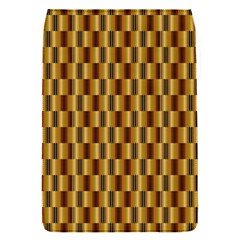 Gold Abstract Wallpaper Background Flap Covers (s)