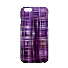 Purple Wave Abstract Background Shades Of Purple Tightly Woven Apple Iphone 6/6s Hardshell Case by Simbadda