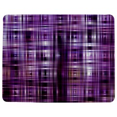 Purple Wave Abstract Background Shades Of Purple Tightly Woven Jigsaw Puzzle Photo Stand (rectangular)