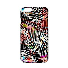 Abstract Composition Digital Processing Apple Iphone 6/6s Hardshell Case by Simbadda
