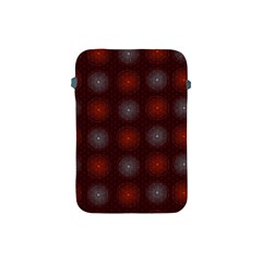 Abstract Dotted Pattern Elegant Background Apple Ipad Mini Protective Soft Cases by Simbadda