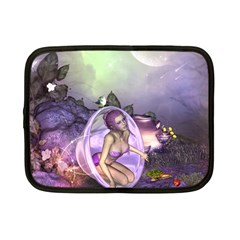 Wonderful Fairy In The Wonderland , Colorful Landscape Netbook Case (small)  by FantasyWorld7