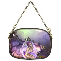 Wonderful Fairy In The Wonderland , Colorful Landscape Chain Purses (two Sides)  by FantasyWorld7