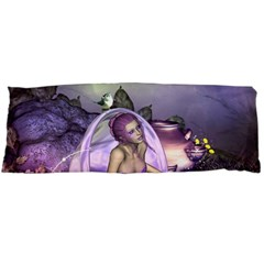 Wonderful Fairy In The Wonderland , Colorful Landscape Body Pillow Case Dakimakura (two Sides) by FantasyWorld7