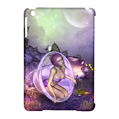 Wonderful Fairy In The Wonderland , Colorful Landscape Apple Ipad Mini Hardshell Case (compatible With Smart Cover) by FantasyWorld7