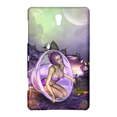 Wonderful Fairy In The Wonderland , Colorful Landscape Samsung Galaxy Tab S (8 4 ) Hardshell Case  by FantasyWorld7
