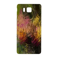 Abstract Brush Strokes In A Floral Pattern  Samsung Galaxy Alpha Hardshell Back Case