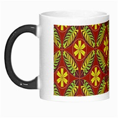 Beautiful Abstract Pattern Background Wallpaper Seamless Morph Mugs
