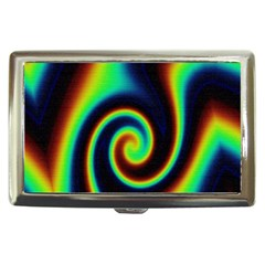 Background Colorful Vortex In Structure Cigarette Money Cases by Simbadda