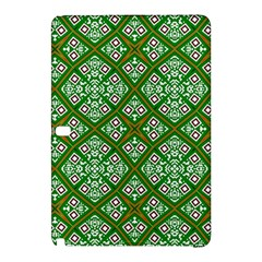 Digital Computer Graphic Seamless Geometric Ornament Samsung Galaxy Tab Pro 10 1 Hardshell Case by Simbadda
