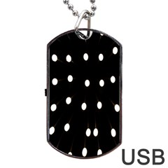 Lamps Abstract Lamps Hanging From The Ceiling Dog Tag Usb Flash (two Sides) by Simbadda