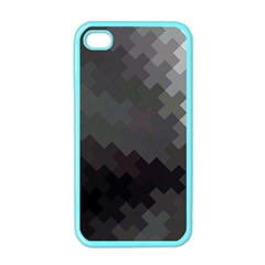 Abstract Pattern Moving Transverse Apple Iphone 4 Case (color) by Simbadda