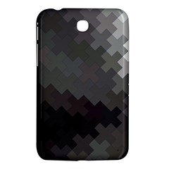 Abstract Pattern Moving Transverse Samsung Galaxy Tab 3 (7 ) P3200 Hardshell Case