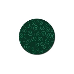 Pattern Golf Ball Marker (4 Pack) by Valentinaart