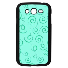 Pattern Samsung Galaxy Grand Duos I9082 Case (black) by Valentinaart