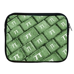 Pi Grunge Style Pattern Apple Ipad 2/3/4 Zipper Cases by dflcprints