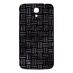 Woven1 Black Marble & Black Watercolor Samsung Galaxy Mega I9200 Hardshell Back Case by trendistuff