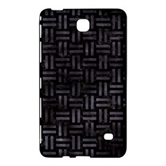Woven1 Black Marble & Black Watercolor Samsung Galaxy Tab 4 (7 ) Hardshell Case  by trendistuff