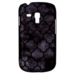 Tile1 Black Marble & Black Watercolor (r) Samsung Galaxy S3 Mini I8190 Hardshell Case by trendistuff