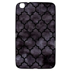 Tile1 Black Marble & Black Watercolor (r) Samsung Galaxy Tab 3 (8 ) T3100 Hardshell Case  by trendistuff