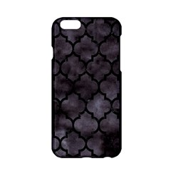Tile1 Black Marble & Black Watercolor (r) Apple Iphone 6/6s Hardshell Case by trendistuff