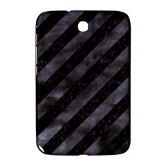 Stripes3 Black Marble & Black Watercolor Samsung Galaxy Note 8 0 N5100 Hardshell Case  by trendistuff