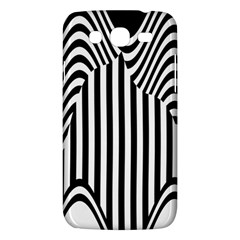 Stripe Abstract Stripped Geometric Background Samsung Galaxy Mega 5 8 I9152 Hardshell Case