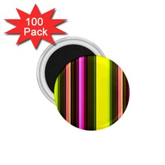 Stripes Abstract Background Pattern 1 75  Magnets (100 Pack)