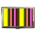Stripes Abstract Background Pattern Cigarette Money Cases Front
