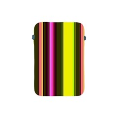 Stripes Abstract Background Pattern Apple Ipad Mini Protective Soft Cases by Simbadda
