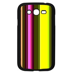 Stripes Abstract Background Pattern Samsung Galaxy Grand Duos I9082 Case (black)