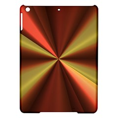 Copper Beams Abstract Background Pattern Ipad Air Hardshell Cases by Simbadda