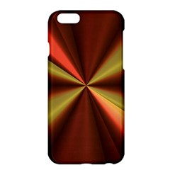 Copper Beams Abstract Background Pattern Apple Iphone 6 Plus/6s Plus Hardshell Case by Simbadda