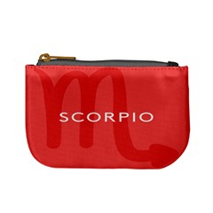 Zodiac Scorpio Mini Coin Purses