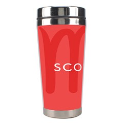 Zodiac Scorpio Stainless Steel Travel Tumblers by Mariart