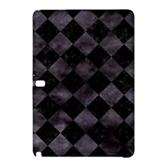 Square2 Black Marble & Black Watercolor Samsung Galaxy Tab Pro 10 1 Hardshell Case by trendistuff