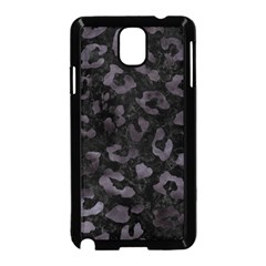 Skin5 Black Marble & Black Watercolor (r) Samsung Galaxy Note 3 Neo Hardshell Case (black) by trendistuff