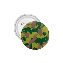 Camouflage Green Yellow Brown 1 75  Buttons by Mariart