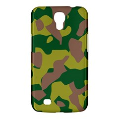 Camouflage Green Yellow Brown Samsung Galaxy Mega 6 3  I9200 Hardshell Case by Mariart