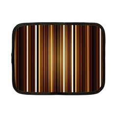 Brown Line Image Picture Netbook Case (small)  by Mariart