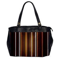 Brown Line Image Picture Office Handbags by Mariart