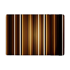 Brown Line Image Picture Ipad Mini 2 Flip Cases by Mariart