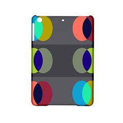 Circles Line Color Rainbow Green Orange Red Blue Ipad Mini 2 Hardshell Cases by Mariart