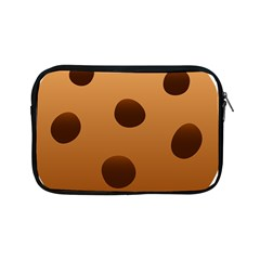 Cookie Chocolate Biscuit Brown Apple Ipad Mini Zipper Cases by Mariart