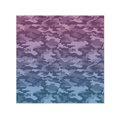 Celebration Purple Pink Grey Small Satin Scarf (square) by Mariart