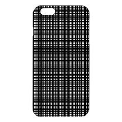 Crosshatch Target Line Black Iphone 6 Plus/6s Plus Tpu Case by Mariart