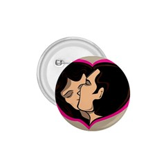 Don t Kiss With A Bloody Nose Face Man Girl Love 1 75  Buttons by Mariart