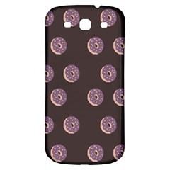 Donuts Samsung Galaxy S3 S Iii Classic Hardshell Back Case by Mariart