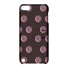 Donuts Apple Ipod Touch 5 Hardshell Case With Stand by Mariart