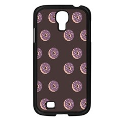 Donuts Samsung Galaxy S4 I9500/ I9505 Case (black) by Mariart